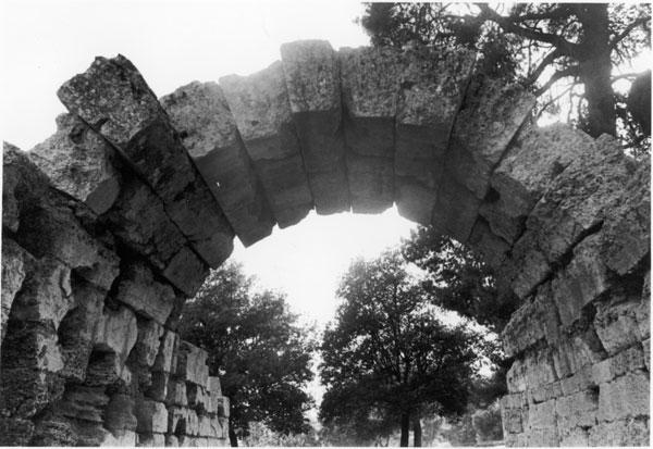 Olympia - Stadium Arch